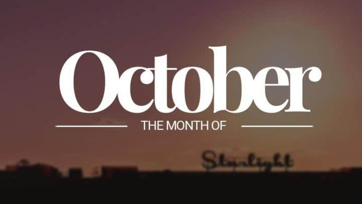 October Financial Freedom Update